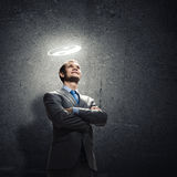 Yin yang philosophy Stock Photography