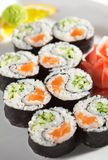 Yin Yang Roll Royalty Free Stock Images