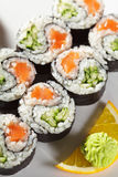 Yin Yang Roll Stock Photo