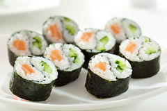 Yin Yang Roll Stock Images