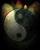 Yin yang symbol Royalty Free Stock Images