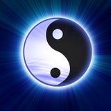 Yin yang symbol Royalty Free Stock Photography