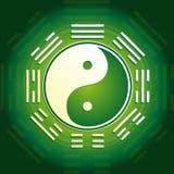 Yin and Yang Royalty Free Stock Photography