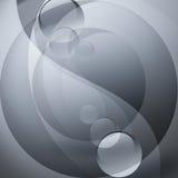 Yin Yang Symbol Stockfotos