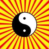 Yin Yang Symbol Stock Images