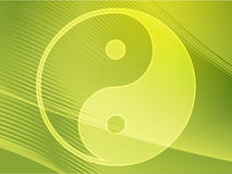 Yin Yang symbol Royalty Free Stock Images