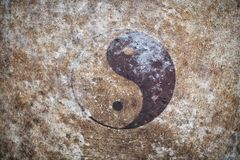 Yin And Yang Royalty Free Stock Photos