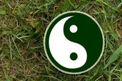 The Yin-Yang Symbol . Royalty Free Stock Photos