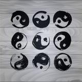Yin yang Royalty Free Stock Photos