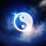 Yin yang symbol Royalty Free Stock Photos