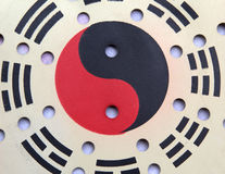 Yin yang Royalty Free Stock Photo
