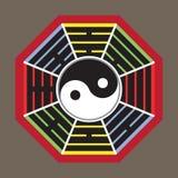 Yin Yang wektor Zdjęcie Stock