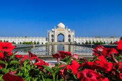 Yinchuan City, China Country Culture Park Stock Image