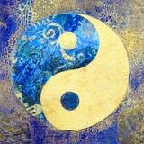 Ying et Yang Photographie stock libre de droits