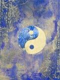 Ying et Yang Photos libres de droits