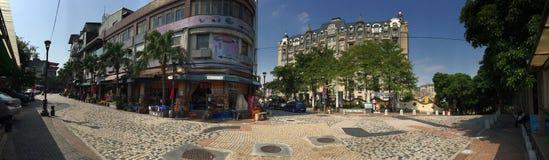 Ying Ge Ceramics Street Taipei, Taiwan 03 arkivfoton