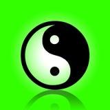Ying Yang Lizenzfreie Stockfotos