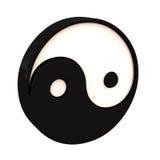 Ying yang stock de ilustración