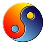 Ying Yang Stock Image