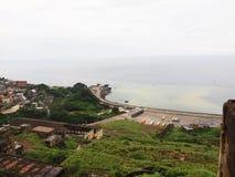 Ying Yang morze Taipei (Ying Yang Hai) Zdjęcie Stock