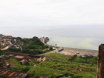 Ying Yang Sea (Ying Yang Hai) Taipei arkivfoto