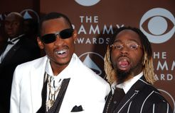 Ying Yang Twins Royalty Free Stock Images