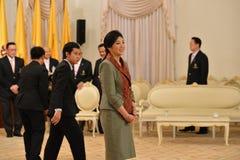 Yingluck Shinawatra Royalty Free Stock Photo