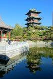 Yingze Park royalty free stock photography