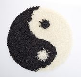 Yinyang Stock Photo