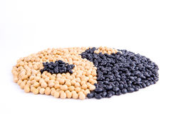 YINYANG SOYBEANS Stock Photos