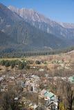 Yipsee村庄在Pahagram 免版税库存照片