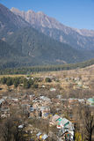 Yipsee village in Pahagram Royalty Free Stock Photos