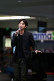 Yiruma. 2013/5/4 Yiruma Melbourne life performance and autograph session in South Land mall Royalty Free Stock Photo