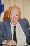 Yitzhak Rabin Stock Images