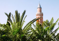 Yivli minare Mosque Royalty Free Stock Photography