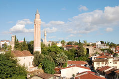 Yivli minaretu camii Obrazy Stock