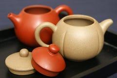 Yixing teapots Zdjęcie Stock