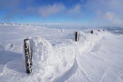 Ylläs Lapland Royaltyfri Foto