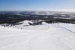 Ylläs, Laponia Fotos de archivo