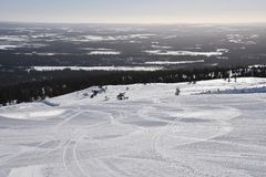 Ylläs, Finland Stock Photos