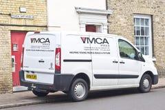 YMCA Van Royalty Free Stock Photography