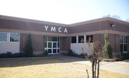 YMCA Young Men`s Christian Association Building. The Young Men`s Christian Association, commonly known as the YMCA or simply the Y, is a worldwide organization Stock Photos