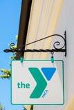 YMCA-Zeichen und -logo Stockbilder