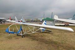 Yngre glidflygplan Arkivfoton