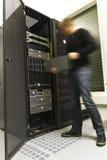 IT inżynier Zdjęcia Stock