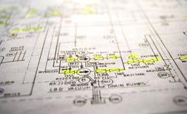inżynieria Fotografia Royalty Free