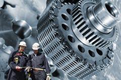 Inżynieria i maszyneria Obraz Stock