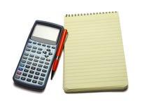 Inżynieria kalkulator Zdjęcie Royalty Free