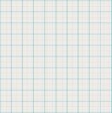Inżynieria milimetru papier Zdjęcia Stock