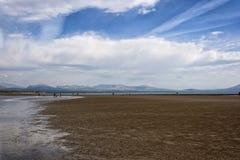 Ynsy Llanddwyn海岛 免版税库存照片
